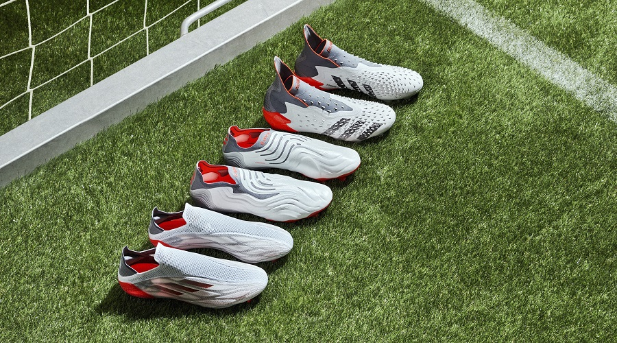 adidas White Spark Pack Released