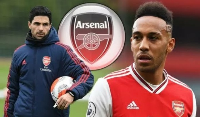 Mikel Arteta told to sell two Arsenal players in order to keep Pierre-Emerick Aubameyang
