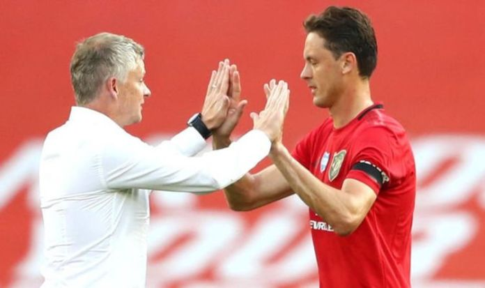 Man Utd have perfect Nemanja Matic succession plan as star signs new Old Trafford deal