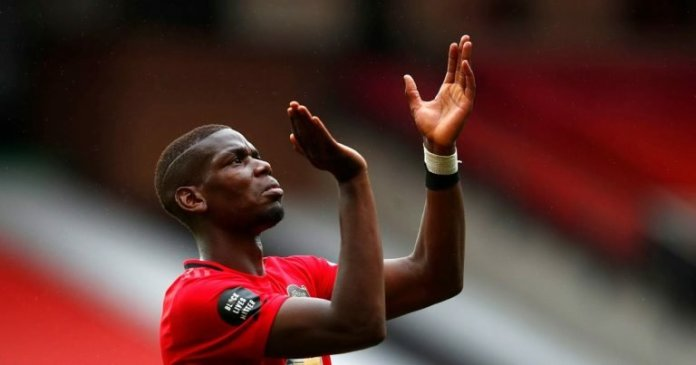 Pogba believes Man Utd on the verge of something special after his injury hell