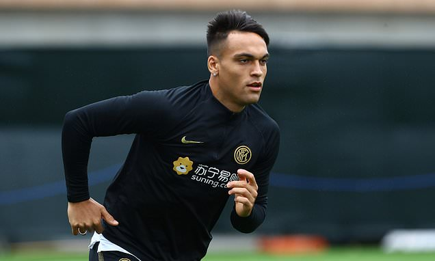 Inter hope Lautaro Martinez will shun Barca and sign a new contract