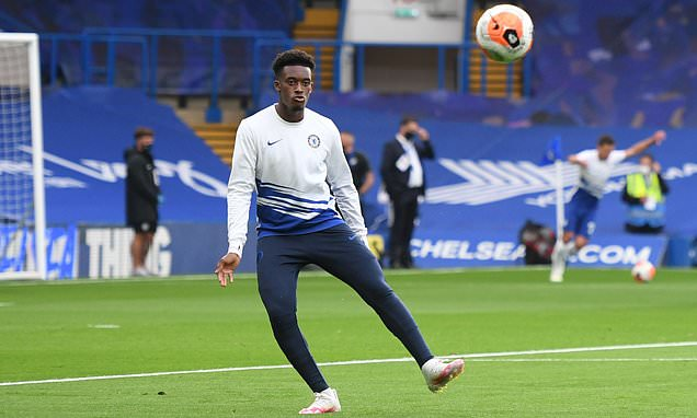 Hudson-Odoi needs to replicate Willian and Pulisic form, warns Lampard