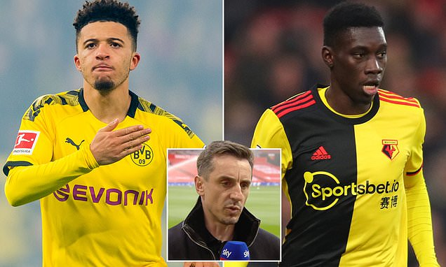 United could target Ismaila Sarr as move for Jadon Sancho stalls