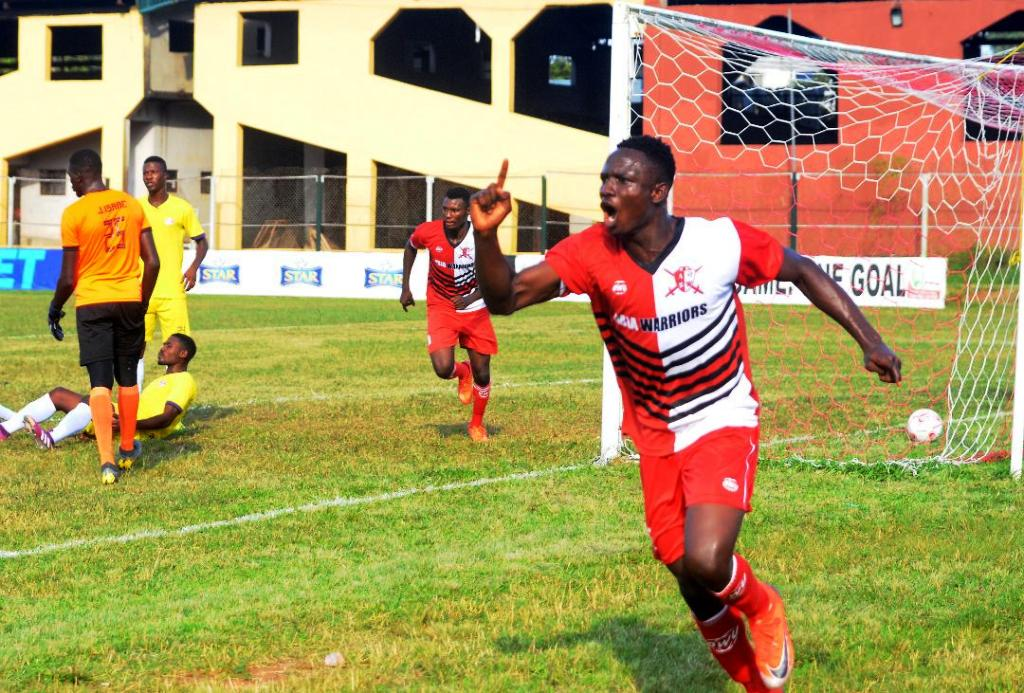 Abia warriors keep clean shit away from home 2