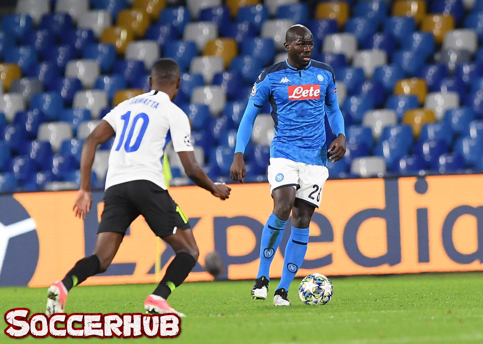 Arsenal are Keen on £50m Koulibaly move