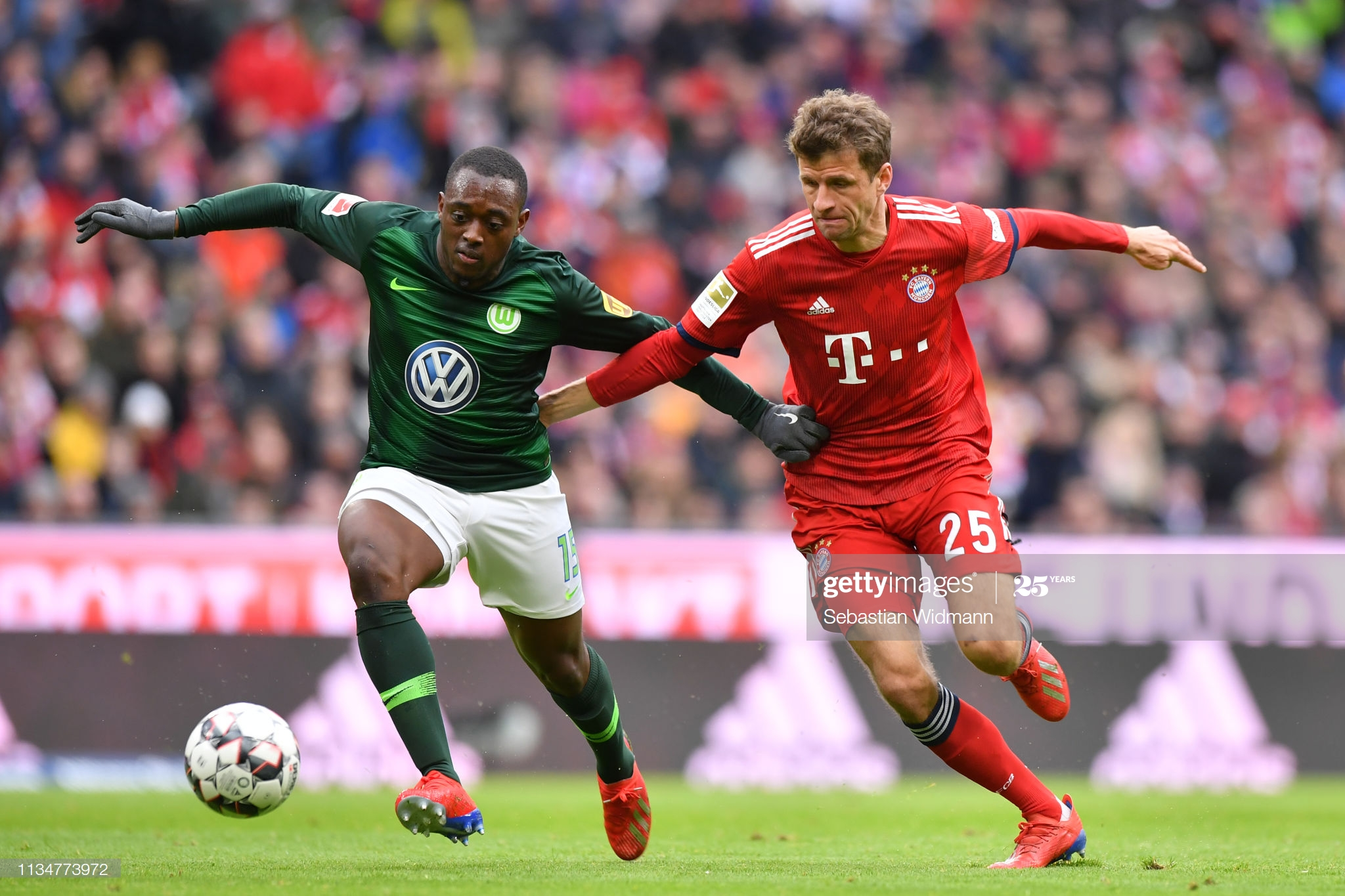 Wolfsburg vs Bayern Munich, preview
