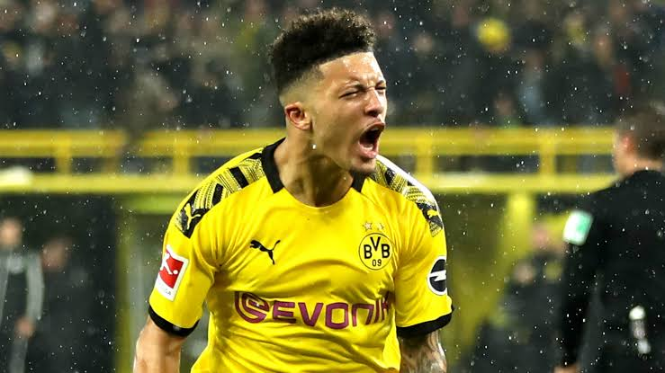 Manchester United in serious race for Jordan Sancho