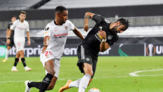 Sevilla dumped Manchester United out of Europa league