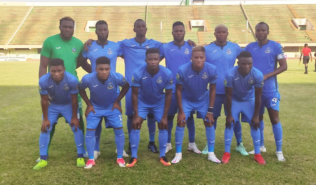 Enyimba's coach Fatai Osho expect a feisty game against Es Setif