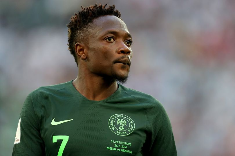 Musa to Westbrom deal edge closer, Rohr drop hint on when it will be completed