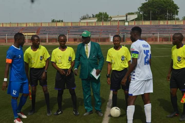 Rivers United completely embarrassed, Lobi 'Shipped' four goals in, in Rivers huge defeat