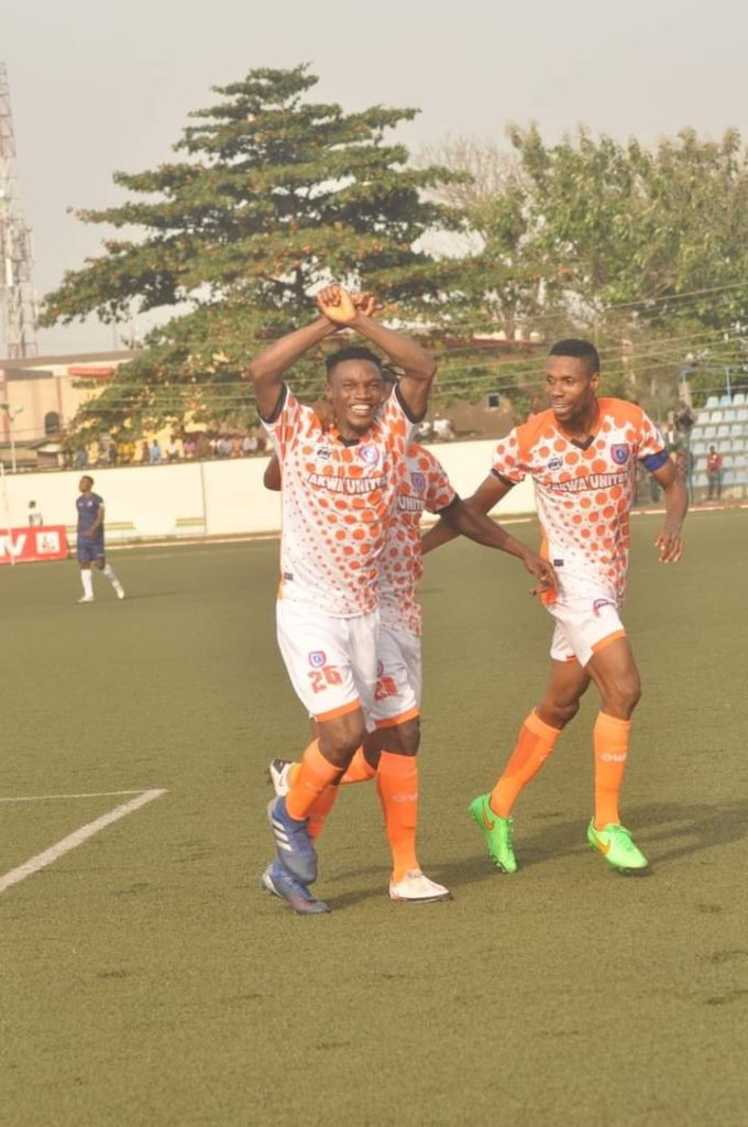 Prayer not working for MFM FC, as they were defeat at home by Akwa United