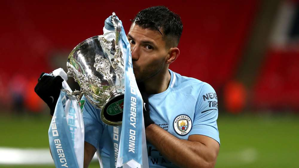 """""""End of Era"""" Aguero set to leave Manchester City."""