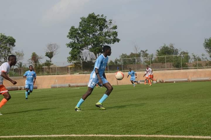 Remo Stars humble Ibom Youth to strengthen it's leed