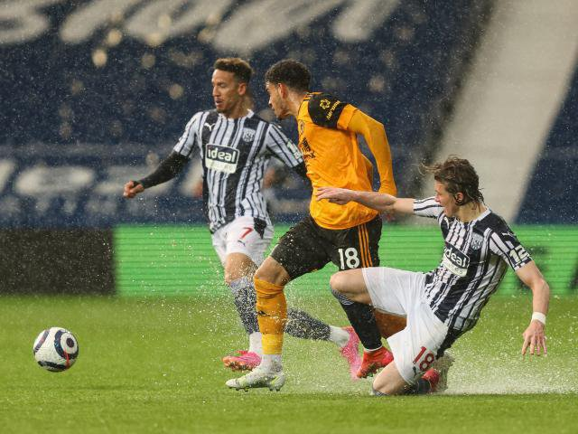 Semi Ajayi and West Brom edge closer to the Championship