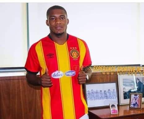 Done deal: Anayo Iwuala joins Esperance Tunis from Enyimba