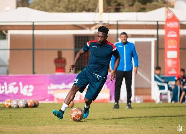 Ndifreke Effiong returned back to Akwa United after deal with Ahly Benghazi expired