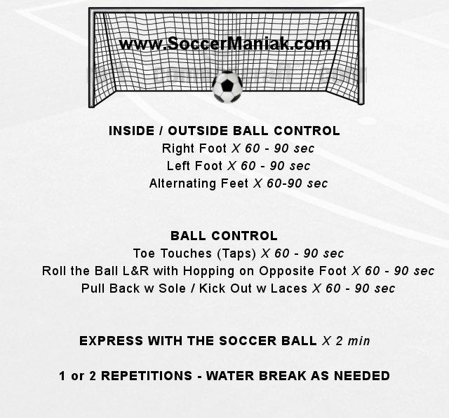 Soccer Drill