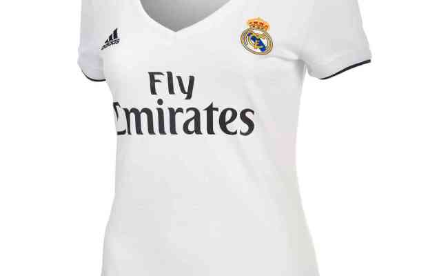 Adidas Real Madrid Home Jersey Womens 2018 19 Soccer