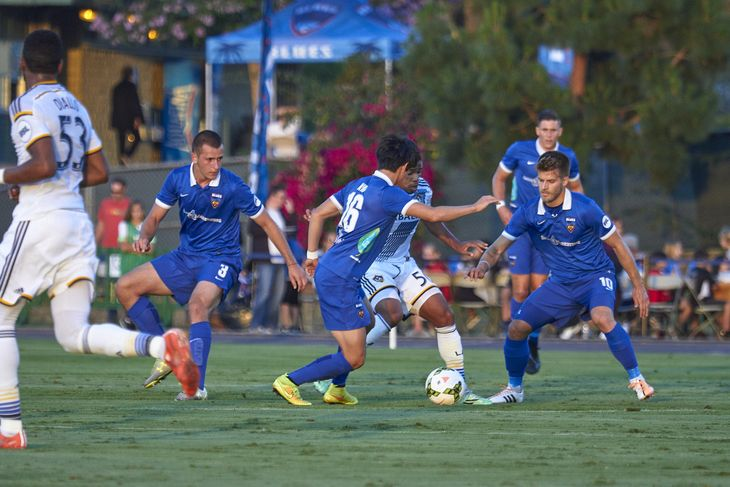 LA Galaxy II vs. OC Blues FC Match Preview