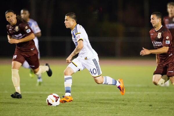 Raul Mendiola: Assist Leader of the USL
