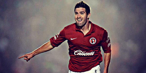 Greg Garza Extends Contract with Tijuana Xolos