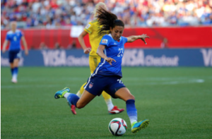 Californian native Christen Press