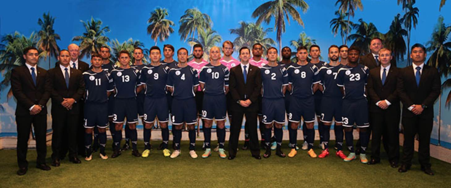 Guam makes history in the World Cup qualifiers