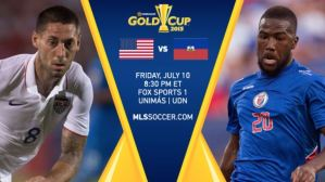 CONCACAF Gold Cup: USMNT vs. Haiti Preview