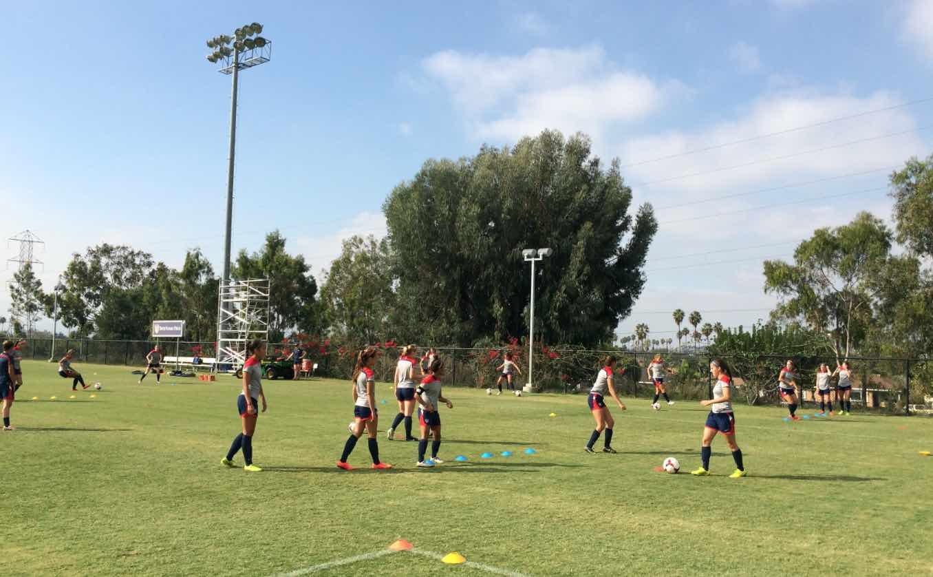 U-18 WNT goes to Mexico for training camp and matches against U-20 Mexico National Team