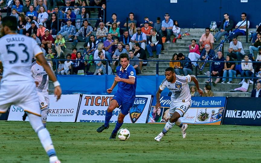 LA Galaxy II, OC Blues set to face off in biggest game in teams' histories
