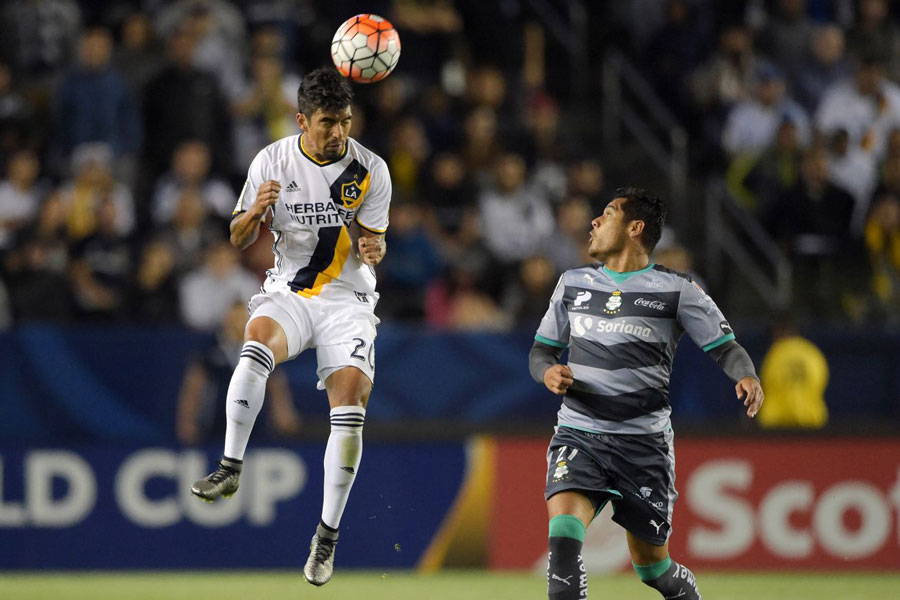 LA Galaxy look to make Champions League history in Mexico against Santos Laguna