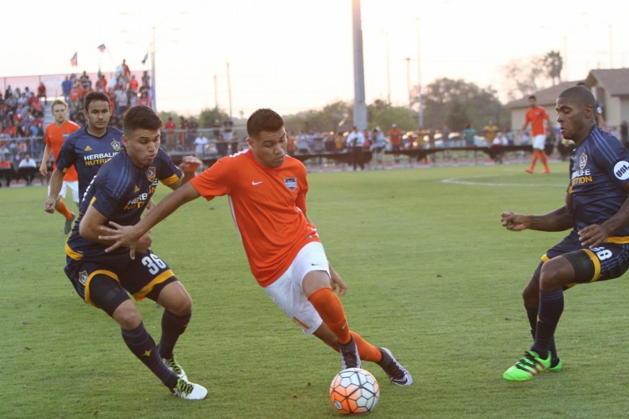 OC Blues, LA Galaxy II Take Road Wins in USL Action