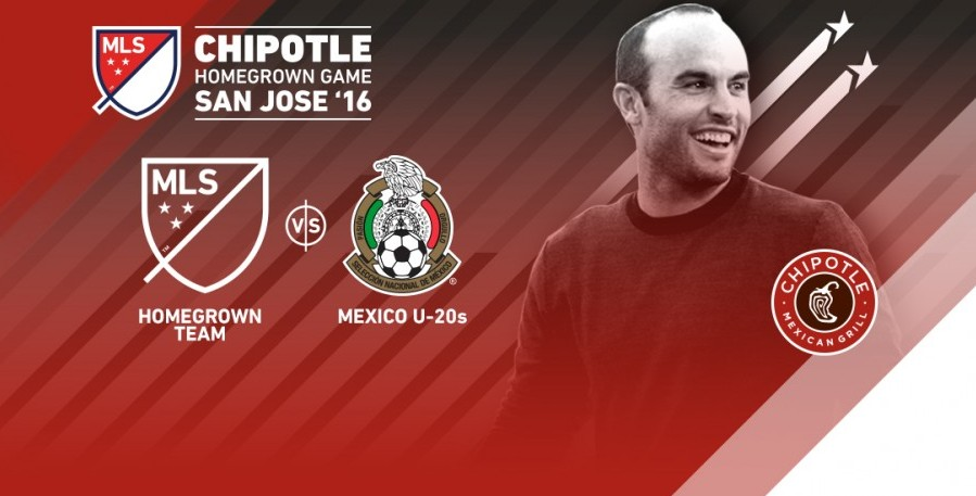 Landon Donovan Pegged To Coach MLS Homegrown Team Vs. Mexico U-20s