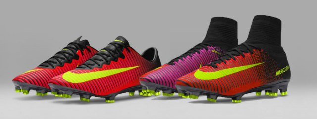 Nike Mercurial Superfly & Vapor