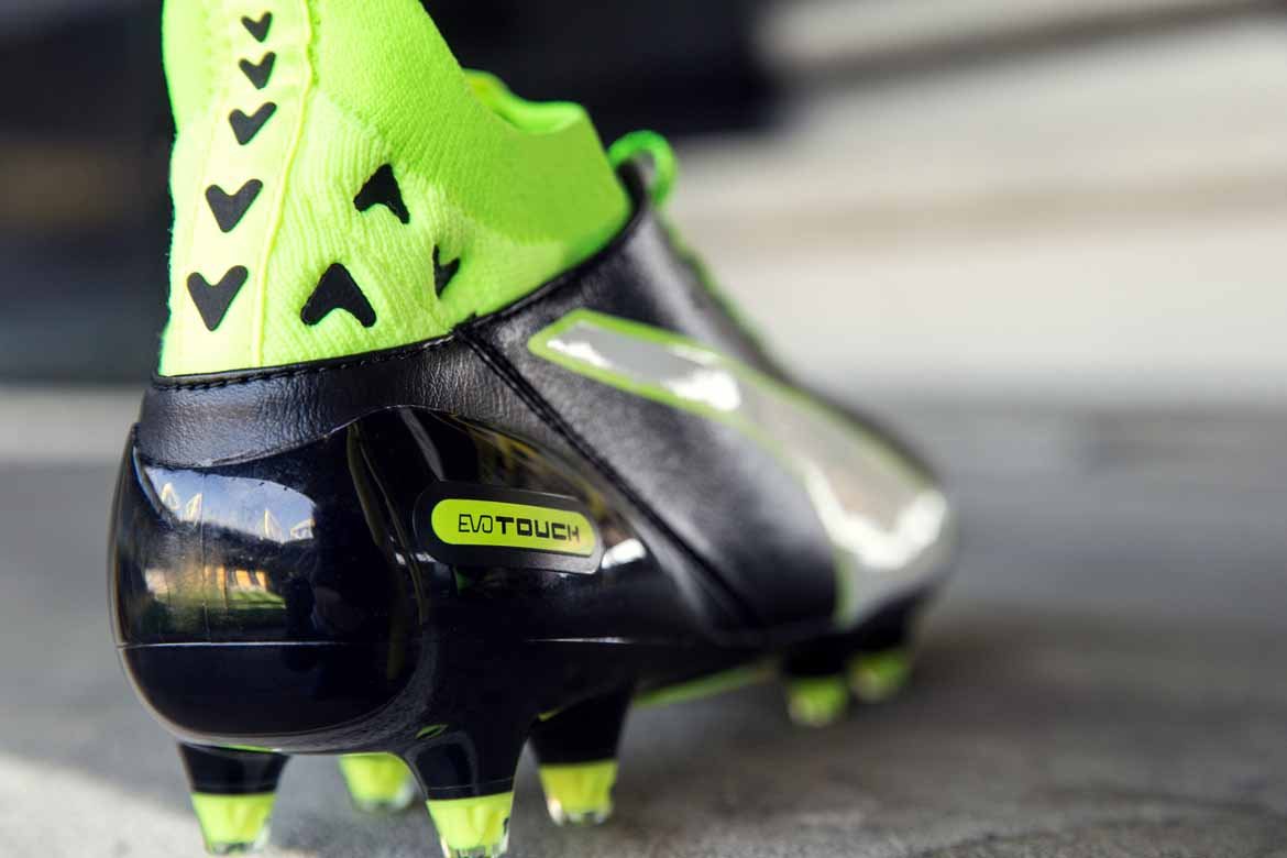 Santi Cazorla and Puma Launch the evoTOUCH