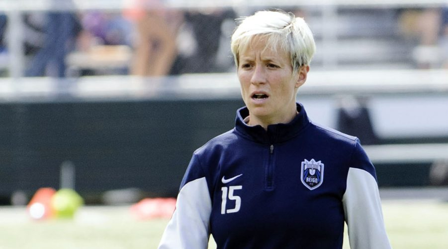 Star Spangled Sabotage: Washington Spirit Play Anthem with Rapinoe in Dressing Room, Release Statement Minutes Later