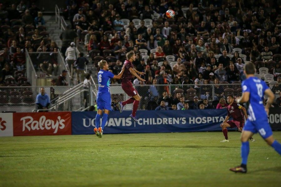 OC Blues Grab USL Playoff Upset; LA Galaxy II Crash Out of Postseason