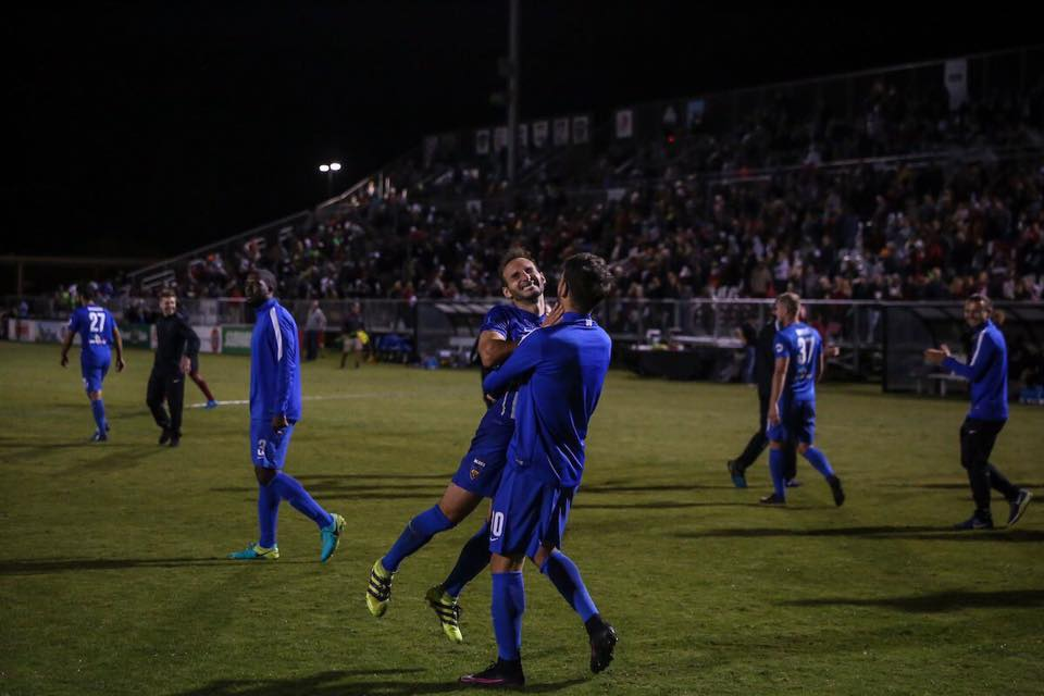 OC Blues Look to Extend USL Playoff Run in Kansas City