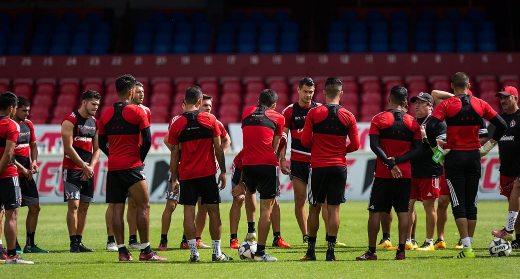 Club Tijuana Prepares for the 1st leg of the Quarterfinals vs Leon