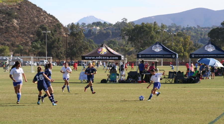 2016 San Diego Developmental Academy Showcase