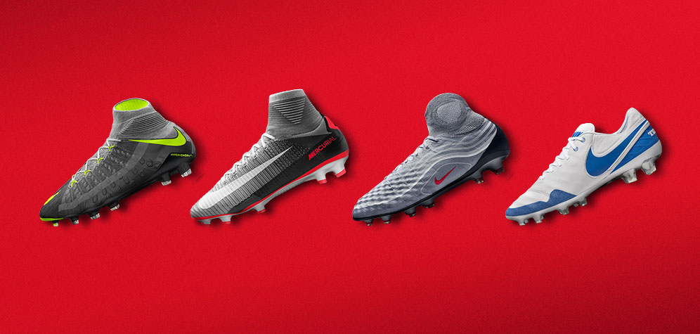 Nike Soccer Releases Air Max Inspired Revolution Pack