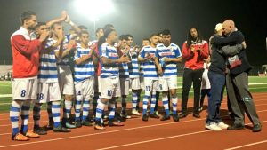 A Win and A Message: Albion Pros off to a flying start in NPSL