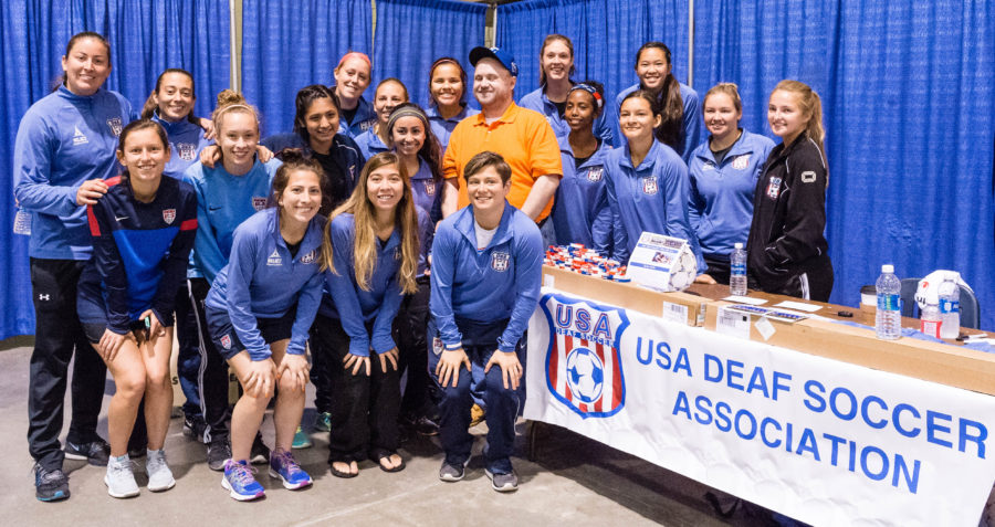 Learning More About the USA Deaf Women's National Team