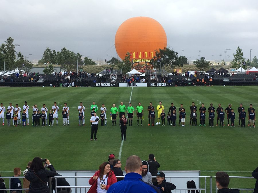 Another week, another long road trip for Orange County SC, LA Galaxy II