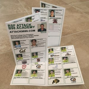 College Showcases: Anatomy of the Perfect Recruiting Flyer
