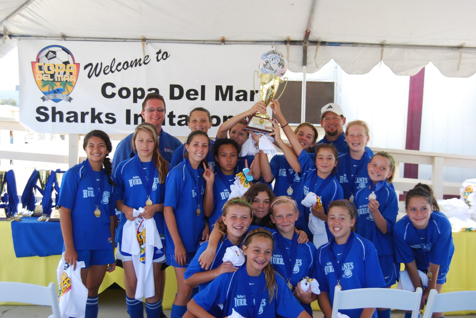 SoccerNation Club Spotlight: Valley Center Hurricanes