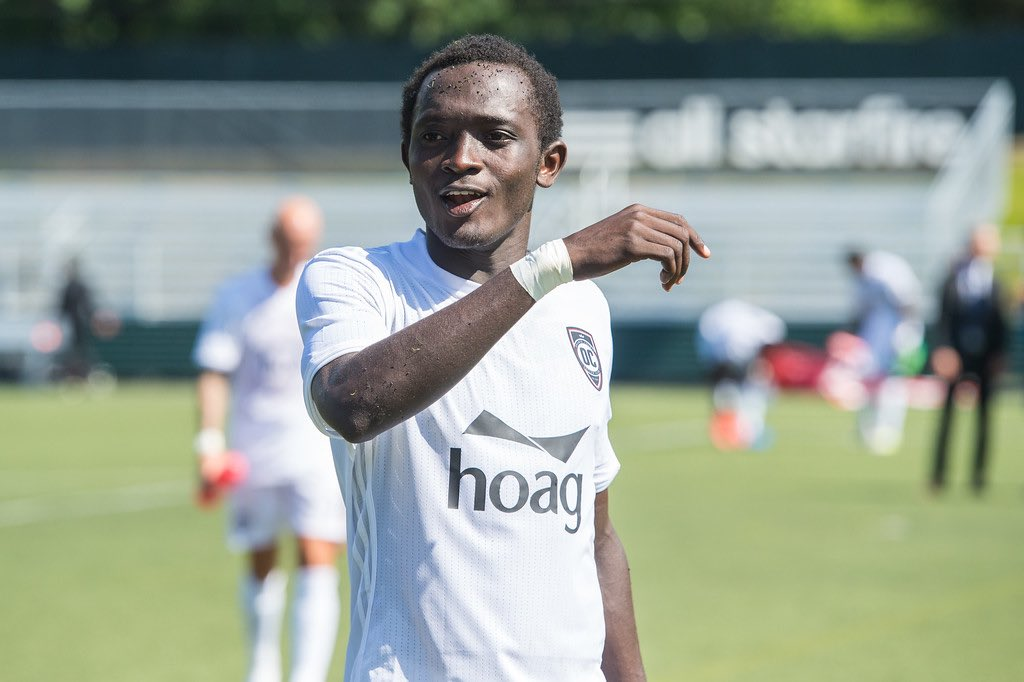 Orange County SC Return To Road, Beat Seattle Sounders 2
