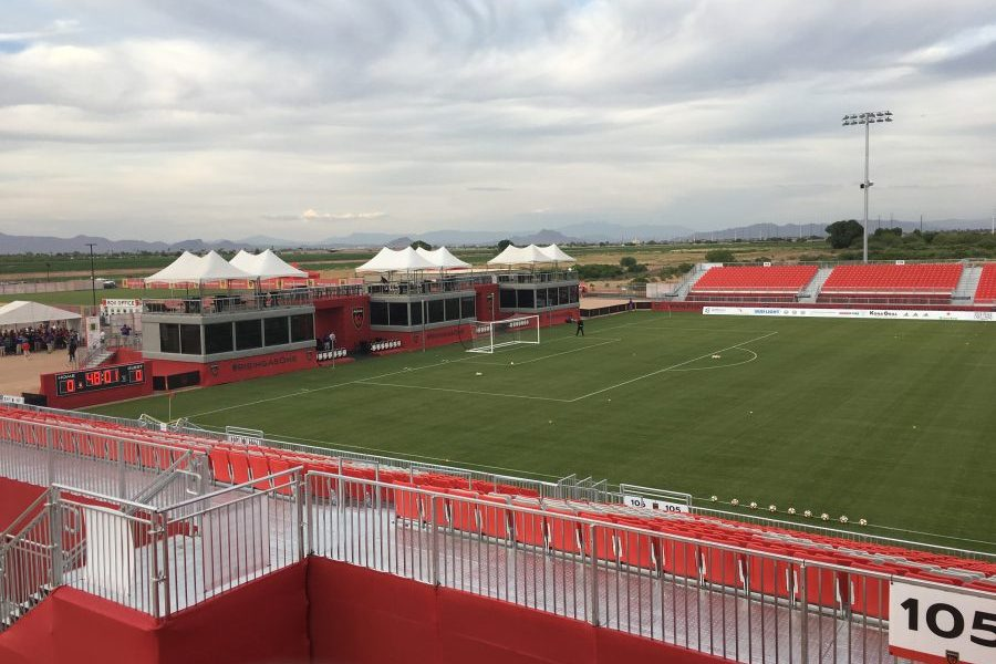 Exclusive: Phoenix Rising Outlines Details of Shovel-Ready MLS Stadium Plan