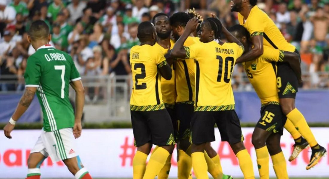 Mexico 0-1 Jamaica: El Tri is Knocked Out of the Semifinal Round of the 2017 Gold Cup